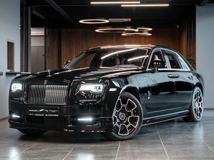 Rolls-Royce Ghost 2017 года за 165 000 000 тг. в Алматы – фото 5