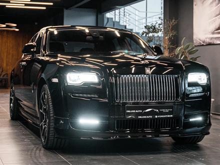 Rolls-Royce Ghost 2017 года за 165 000 000 тг. в Алматы – фото 6