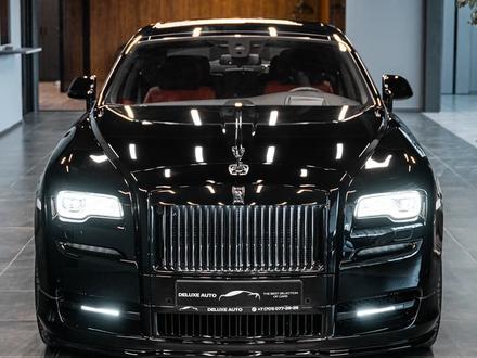 Rolls-Royce Ghost 2017 года за 165 000 000 тг. в Алматы – фото 7