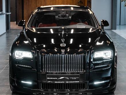 Rolls-Royce Ghost 2017 года за 165 000 000 тг. в Алматы – фото 9