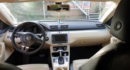 Volkswagen Passat CC 2010 года за 4 100 000 тг. в Усть-Каменогорск – фото 4