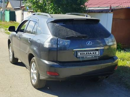 Lexus RX 330 2004 года за 6 100 000 тг. в Усть-Каменогорск – фото 3