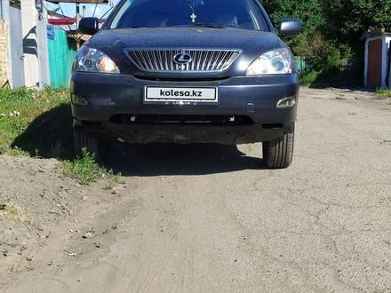 Lexus RX 330 2004 года за 6 100 000 тг. в Усть-Каменогорск – фото 4