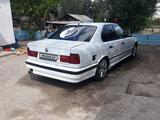 BMW 525 1990 года за 800 000 тг. в Талдыкорган – фото 4