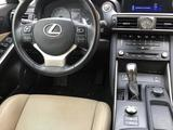 Lexus IS 200 2016 года за 12 900 000 тг. в Актобе – фото 3