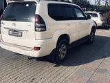 Toyota Land Cruiser Prado 2005 года за 8 500 000 тг. в Алматы – фото 2