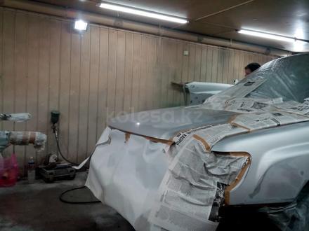Покраска кузовных частей Алматы в Алматы – фото 11