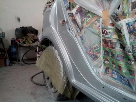 Покраска кузовных частей Алматы в Алматы – фото 18