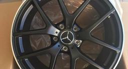 Новые диски AMG на Mercedes за 440 000 тг. в Алматы – фото 2