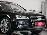 Audi A8 2013 года за 17 050 000 тг. в Шымкент – фото 5