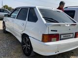 ВАЗ (Lada) 2114 (хэтчбек) 2013 года за 1 100 000 тг. в Шымкент – фото 2