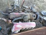 Двигатель на Audi c100 2.4L Дизель за 180 000 тг. в Тараз – фото 4