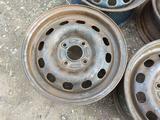 Оригинальные металлические диски на Ford (R14 4*108 ЦО63.4 6J ЕТ за 12 000 тг. в Нур-Султан (Астана) – фото 3