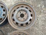 Оригинальные металлические диски на Ford (R14 4*108 ЦО63.4 6J ЕТ за 12 000 тг. в Нур-Султан (Астана) – фото 4