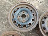 Оригинальные металлические диски на Ford (R14 4*108 ЦО63.4 6J ЕТ за 12 000 тг. в Нур-Султан (Астана) – фото 5