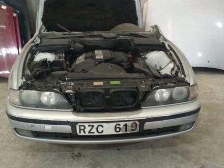 Двигатель BMW 2.5L 24V M54 Инжектор за 220 000 тг. в Алматы