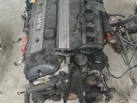 Двигатель BMW 2.5L 24V M54 Инжектор за 220 000 тг. в Алматы – фото 2