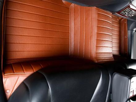 Кожаные 3D модельные коврики- полики класса LUXE! за 15 000 тг. в Алматы – фото 5