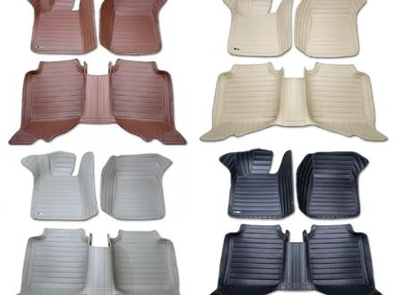 Кожаные 3D модельные коврики- полики класса LUXE! за 15 000 тг. в Алматы – фото 30