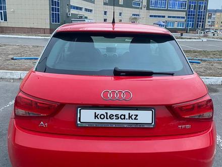 Audi A1 2012 года за 6 450 000 тг. в Алматы – фото 3