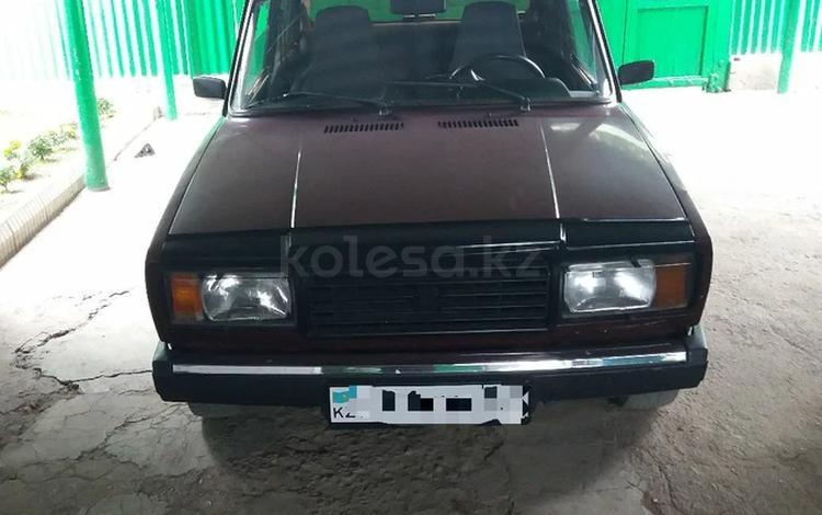 ВАЗ (Lada) 2107 2006 года за 1 000 000 тг. в Алматы