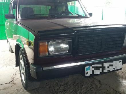 ВАЗ (Lada) 2107 2006 года за 1 000 000 тг. в Алматы – фото 2