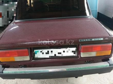 ВАЗ (Lada) 2107 2006 года за 1 000 000 тг. в Алматы – фото 5