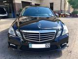 Mercedes-Benz E 350 2010 года за 6 800 000 тг. в Алматы – фото 2