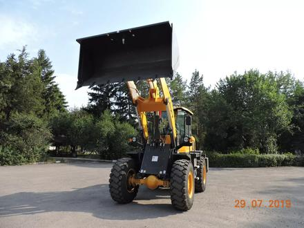 XGMA  фронтальный погрузчик 1,8куб 931 2019 года за 12 500 000 тг. в Алматы – фото 26