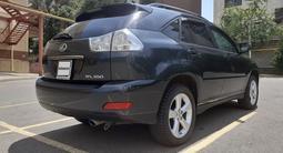 Lexus RX 350 2006 года за 7 500 000 тг. в Алматы – фото 4