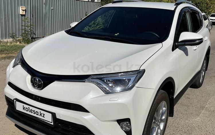 Toyota RAV 4 2018 года за 12 500 000 тг. в Алматы