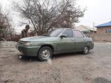 ВАЗ (Lada) 2110 (седан) 2001 года за 650 000 тг. в Шымкент – фото 5