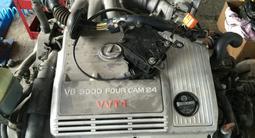 Двигатель АКПП Lexus RX300 за 156 651 тг. в Алматы