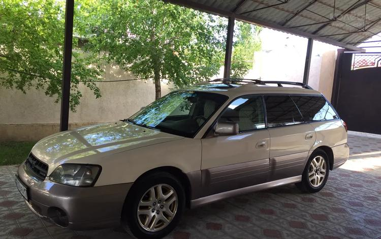 Subaru Outback 2002 года за 2 700 000 тг. в Шымкент