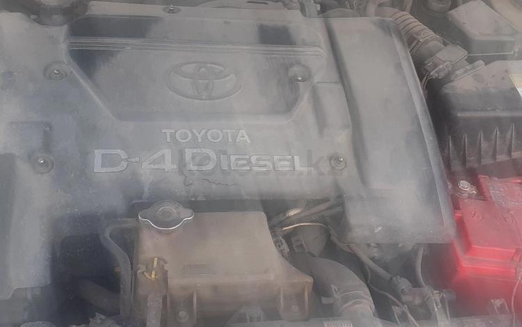 Двигатель на Тойоту айвенсис дизель 2001г за 100 000 тг. в Нур-Султан (Астана)