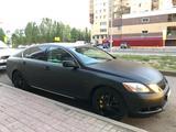 Lexus GS 300 2006 года за 4 990 000 тг. в Нур-Султан (Астана) – фото 2