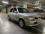 Nissan Micra 2001 года за 1 800 000 тг. в Нур-Султан (Астана)