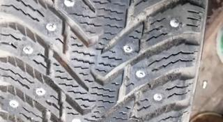 Комплект зимней резины с дисками от хюндай за 100 000 тг. в Алматы