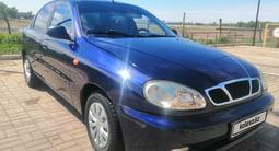 Chevrolet Lanos 2008 года за 1 200 000 тг. в Уральск – фото 3