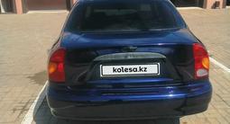 Chevrolet Lanos 2008 года за 1 200 000 тг. в Уральск – фото 4