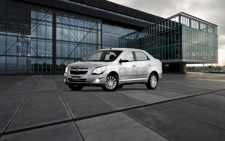 Chevrolet Cobalt 2021 года за 4 790 000 тг. в Актау