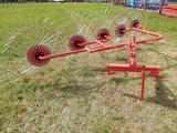 Беларус  грабли-сеноворишилка ГВН-5 2021 года за 250 000 тг. в Тараз
