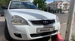 ВАЗ (Lada) Priora 2170 (седан) 2011 года за 1 500 000 тг. в Костанай – фото 2