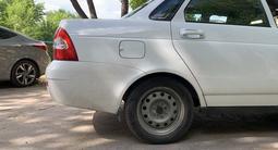 ВАЗ (Lada) Priora 2170 (седан) 2011 года за 1 500 000 тг. в Костанай – фото 5