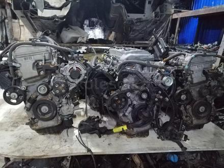 Перевозной Двигатель 3zr на авенсес рав4 королла за 310 000 тг. в Алматы – фото 2