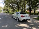 BMW 535 2013 года за 11 500 000 тг. в Алматы – фото 3