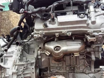 Двигатель 2gr камри хайландер рх сиена альфад 3.5 тоиота и… за 520 000 тг. в Алматы