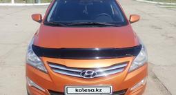 Hyundai Solaris 2014 года за 4 100 000 тг. в Новоишимский