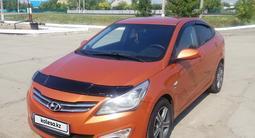 Hyundai Solaris 2014 года за 4 100 000 тг. в Новоишимский – фото 4