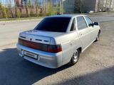 ВАЗ (Lada) 2110 (седан) 2004 года за 850 000 тг. в Караганда – фото 4